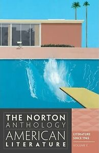 The Norton Anthology of American Literature: Since 1945