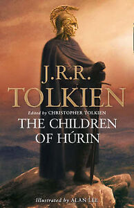 The-Children-of-Hurin-J-R-R-Tolkien-Used-Good-Book