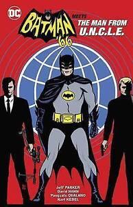 Batman '66 Meets the Man from U.N.C.L.E. by Parker, Jeff 9781401264475 -Hcover