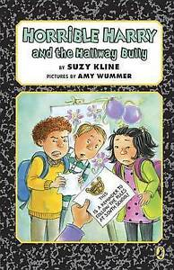 Horrible Harry and the Hallway Bully By Kline, Suzy -Paperback