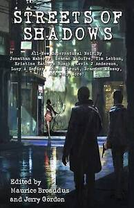 Streets of Shadows by Broaddus, Maurice -Paperback