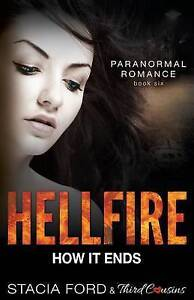 Hellfire - How It Ends: Book 6 by Cousins, Third -Paperback