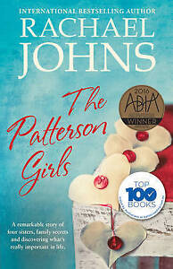 & THE PATTERSON GIRLS By Rachael Johns New Paperback FICTION BOOK GiftFree Post