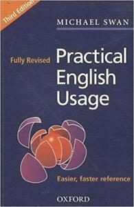 Practical English Usage Third Edition Paperback 3rd Edition