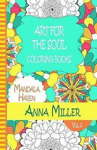 Art For The Soul Coloring Book - Anti Stress Art Therapy Coloring Book: Beach Si