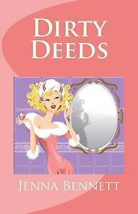 Dirty-Deeds-Savannah-Martin-Mystery-9-by-Bennett-Jenna-Paperback