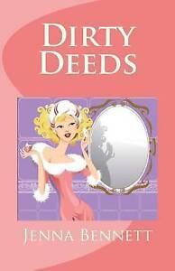 Dirty Deeds: Savannah Martin Mystery #9 by Bennett, Jenna -Paperback