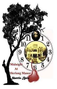 Midnight at Herlong Manor by Bain, Sherrie -Paperback