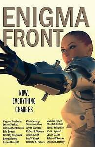 Enigma Front by Bennett, Renee -Paperback