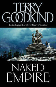 Naked-Empire-Goodkind-Terry-Used-Good-Book
