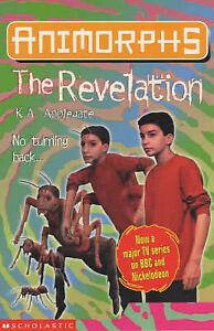 Good, Animorphs: The Revelation, Applegate, Katherine, Book
