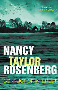 Conflict of Interest, Taylor Rosenberg, Nancy, Very Good Book