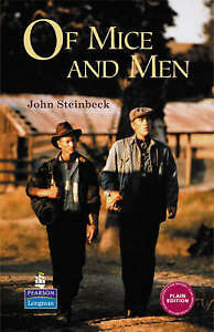 Of-Mice-and-Men-New-Longman-Literature-Plain-Edition-Steinbeck-J-Used-G