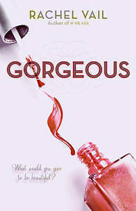 Gorgeous By Vail, Rachel -Paperback