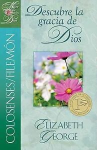 Colosenses / Filemon: Descubre la gracia de Dios (Una mujer conforme al corazón