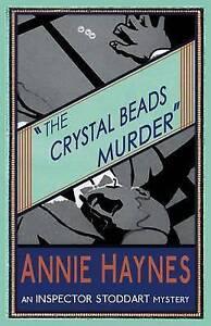 The Crystal Beads Murder by Haynes, Annie -Paperback