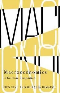 Fine-Macroeconomics  BOOK NEW