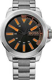 BOSS ORANGE MEN'S NEW YORK 50MM WATCH