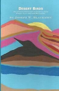 Desert Birds by Blackmon, Joseph W. -Paperback
