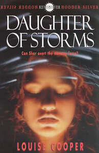 Daughter of Storms (Silver)-ExLibrary