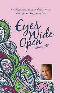 Eyes Wide Open by Easter, Sheri -Paperback