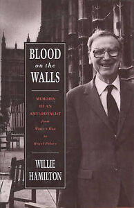 Blood on the Walls, Hamilton, Willie, Acceptable Book