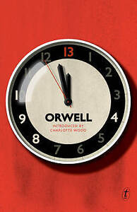1984 by George Orwell Paperback Book Free Shipping!
