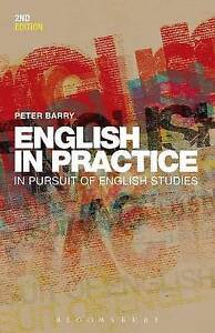 English in Practice, Reader in English Peter Barry, Photographer
