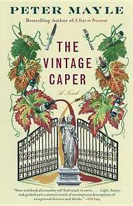 The Vintage Caper-ExLibrary