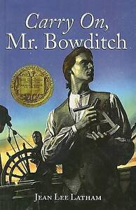 Carry On, Mr. Bowditch by Jean Lee Latham (Hardback, 2003)