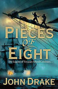 Pieces Of Eight-ExLibrary