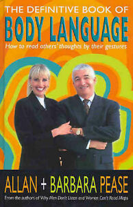 The Definitive Book of Body Language by Allan Pease..., BRAND NEW, FREE SHIPPING