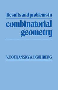 Results and Problems in Combinatorial Geometry-ExLibrary