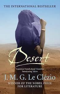 Desert ' Clezio, J.M.G Le