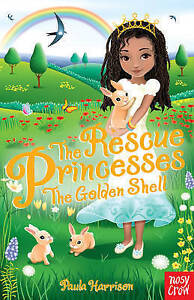 The Rescue Princesses: The Golden Shell, Harrison, Paula | Paperback Book | Good