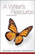 A Writer's Resource