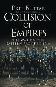 Buttar Prit-Collision Of Empires  BOOK NEW