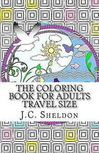 Stock Photo NEW The Coloring Book For Adults