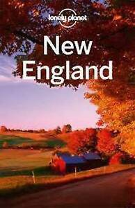 Lonely Planet New England (Regional Travel Guide)-ExLibrary