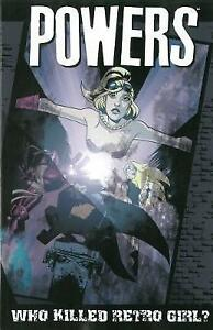 Powers: Who Killed Retro Girl? (New Printing) Volume 1, Brian Michael Bendis