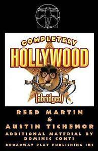 Completely Hollywood (Abridged) by Martin, Reed -Paperback