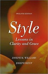 Style Lessons in Clarity and Grace 12th Edition