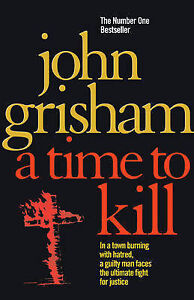 A-Time-To-Kill-Grisham-John-Used-Good-Book