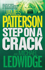 James-Patterson-with-Michael-Ledwidge-Step-on-a-Crack-Book