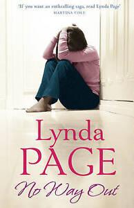 Lynda Page No Way Out Very Good Book