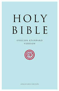 Esv Cross Ref Anglicised Hb  BOOK NEW