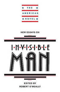 New Essays on Invisible Man (The American Novel)-ExLibrary