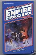 Star Wars Empire Strikes Back Book