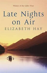 Late Nights On Air  BOOK NEW