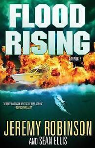 NEW Flood Rising (A Jenna Flood Thriller) (Volume 1) by Jeremy Robinson